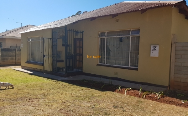 House - Daggafontein